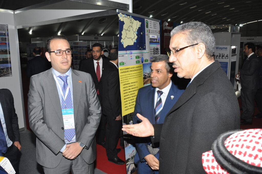 Montrel, presente en Petrolia Expo (Marruecos)